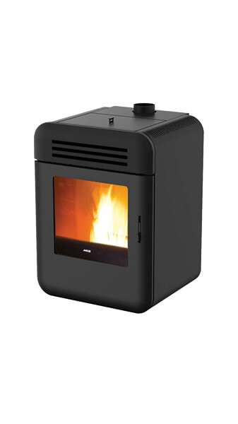 Stufa a pellet MCZ THEMA Air 8 kW | Caminoteca