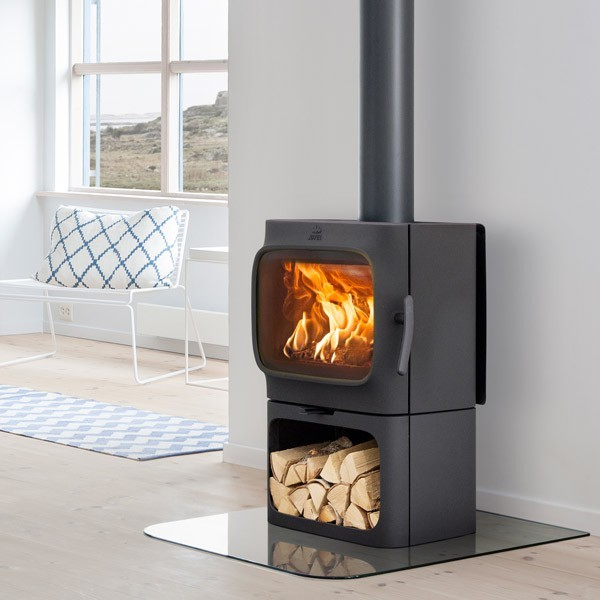 Stufa a legna jotul f 305 b 7 kw caminoteca for Stufe jotul usate