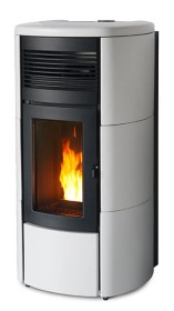 Stufa a pellet MCZ Club 2.0 Air 10 kW