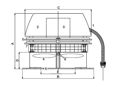 RauchsaugerRS-009-012-014-016-Masseinheiten