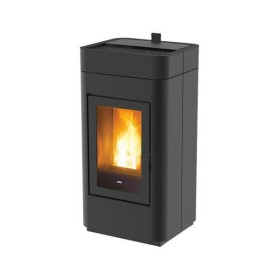 Stufa a pellet MCZ CAP Natural 8 kW