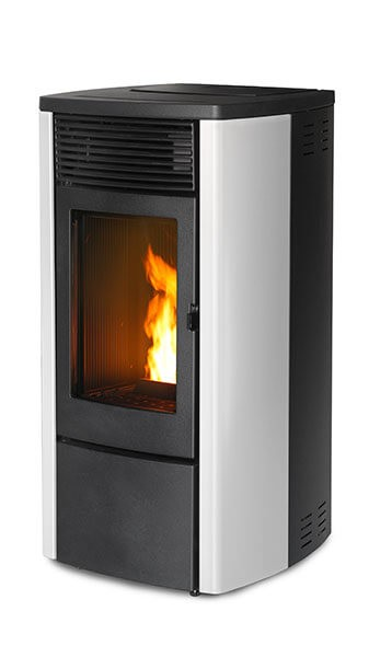Stufa a pellet MCZ EGO Air 8 kW | Caminoteca