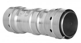 Adattatore da tubo flessibile a tubo rigido