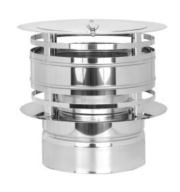 Comignolo olandese con disco rotante