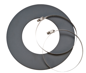 Rosetta per condotto d'aria flessibile - CB tec