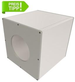 Boccola accorciabile per pareti spesse fino a 360 mm - Tecnovis LUX-NOVA