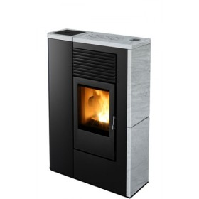 Stufa a pellet MCZ FLAIR Comfort Air 8 kW