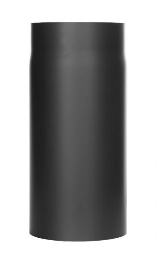 Tubi per stufe a legna - Tubo 330 mm - nero - TEC-Ferro-Lux