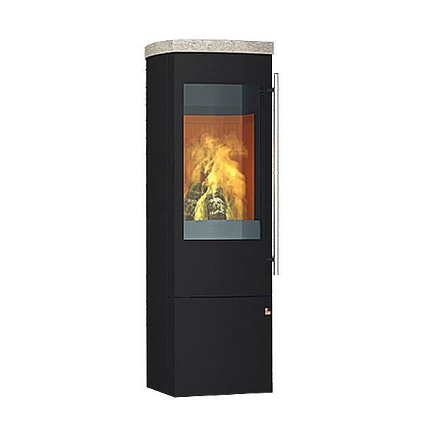 Olsberg Fuego Compact 5kW - Naturstein Serpentin