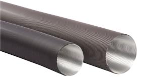 Condotto d'aria flessibile per stufe a legna e stufe a pellet - CB tec