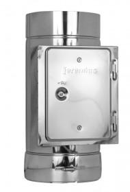 Canna Fumaria - Tubo di ispezione - doppia parete - TEC-DW-Standard
