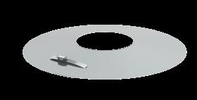 Canna fumaria coassiale - Rosetta - Tecnovis TWIN-P