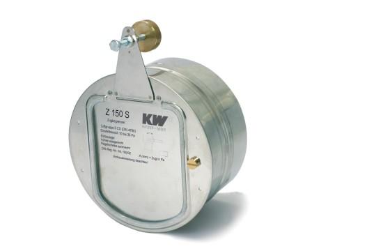 Regolatore di tiraggio Z150/ZUK150/Z150S/ZUK150S K&W