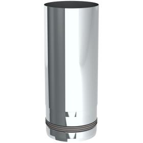 Tubi per stufe a pellet - Tubo 250 mm - non verniciato - Tecnovis-Pellet-Line