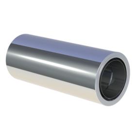 Canna Fumaria - Tubo 500 mm per il collegamento canna fumaria/stufa - doppia parete - TEC-DW-Standard